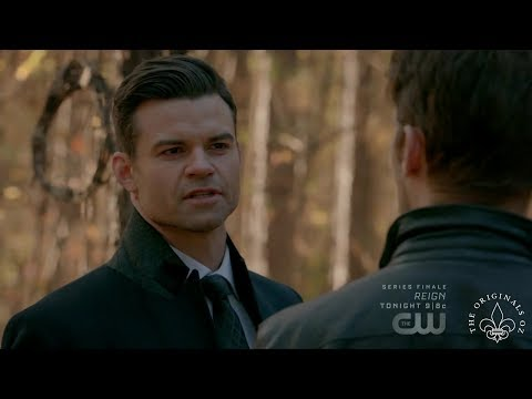 The Originals 4x12 Elijah wants Klaus to take Hayley & Hope away once they defeat the Hollow