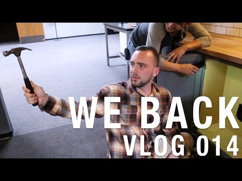 AND WE BACK! | Vlog 014