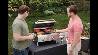 5 Awesome Portable gąs grill on AMAZON!