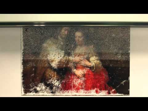 What Happens When You Combine Hi-Tech Scanning and Printing with 3D Printing? Art Forgery! (Well, Not Really)