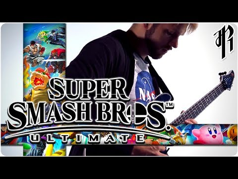Super Smash Bros. Ultimate - Main Theme (Metal Cover by RichaadEB)