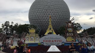 Epcot Food and Wine Festival Live Stream - 9-1-17 - Walt Disney World thumbnail