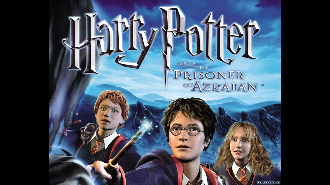 Гарри Поттер и Узник Азкабана 1 часть - YouTube