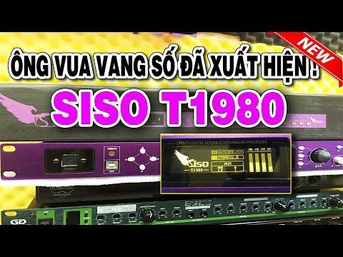 Đập Hộp Vang Số Karaoke Đỉnh của Đỉnh Tripath SISO T1980 đầu tiên tại Việt Nam