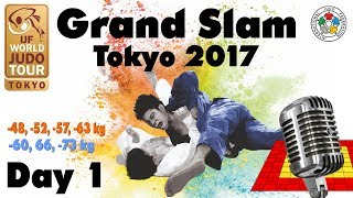 Video Judo Grand-Slam Tokyo 2017: Day 1 download MP3, 3GP, MP4, WEBM, AVI, FLV Desember 2017