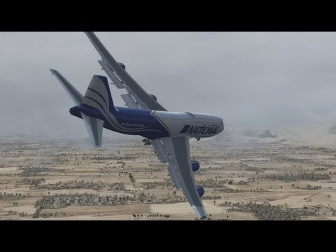 P3D - Detached (National Airlines Flight 102)