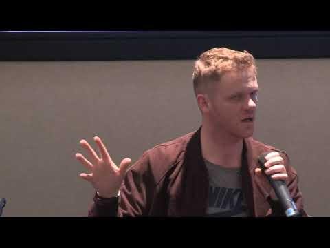 Darren McGarvey, Rapper, Social Commentator and Author of 'Poverty Safari'