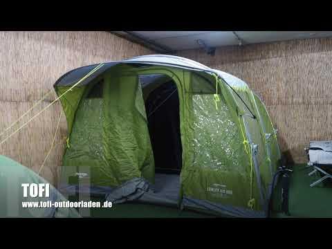 5-Personen Zelt - Vango Lumley Air 500 - Familienzelt