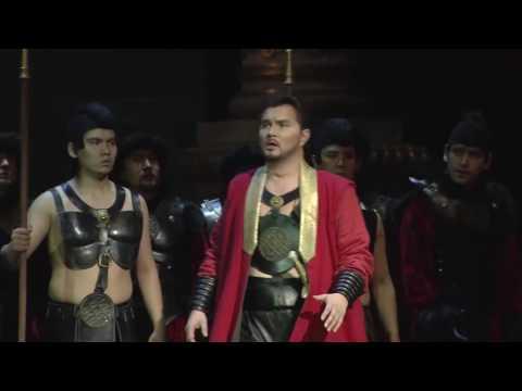 Rossini aria di Assur Sundet Baigozhin
