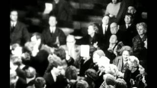 The old school election hecklers - Newsnight
