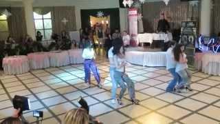 Bachata Show Наш Номер Бачата (new year fest) grupo rush jasmine