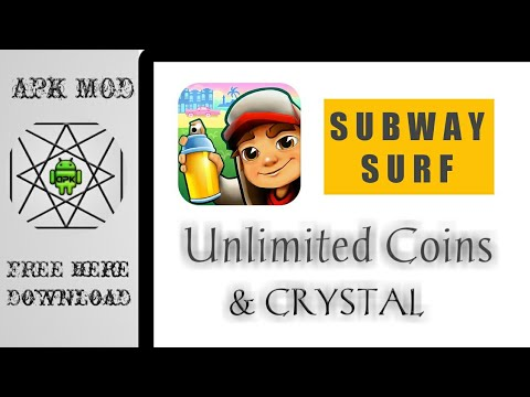Subway Surf || Unlimited Coins And Key