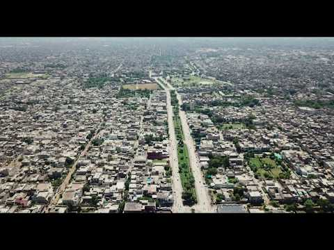 Faisalabad Drone View
