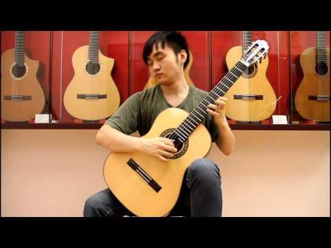 """Por Una Cabeza - Carlos Gardel """"Guitar Solo"""" (Steven Law)"""