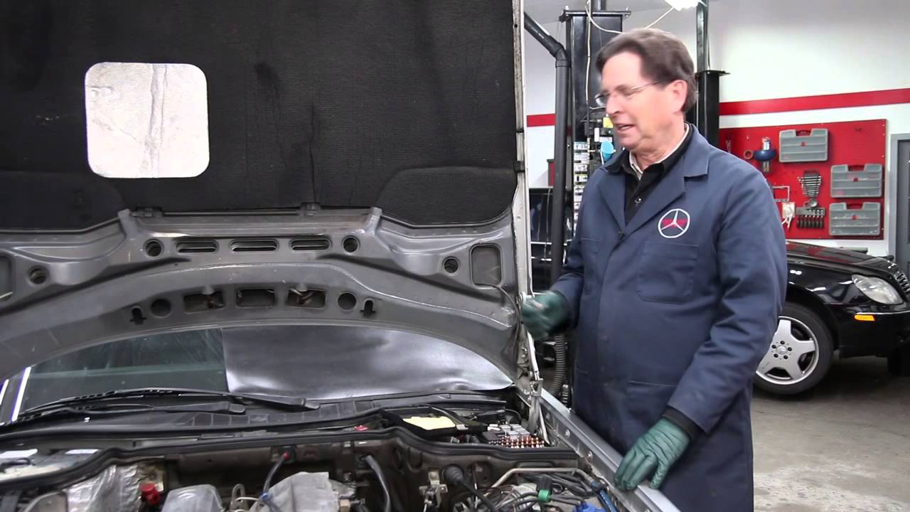 Mercedes Electrical Problem Fuse Keeps Burning Out: Isolating the Source of the Short  YouTube