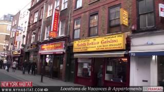 Video tour di Londra: l'East End