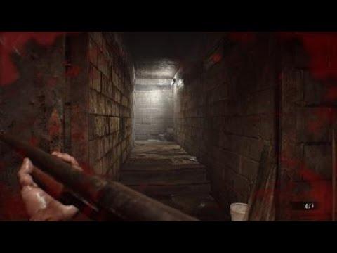 RESIDENT EVIL 7 biohazard Gold Edition Gameplay 1st Boss fight |