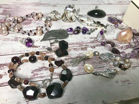 🌈ПОТРЯСАЮЩИЕ КОМПЛЕКТЫ 😍 украшения из натуральных камней 💍 браслет-трансформер 10 в 1🙊