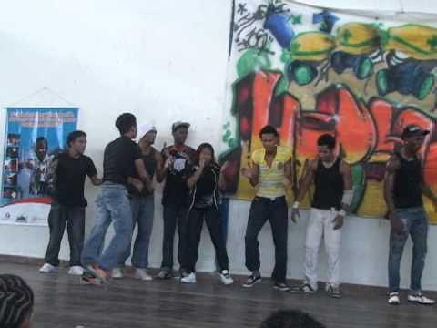 Festival Hip Hop Cartagena 2008