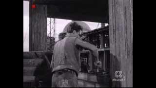 Il Tetto (1956) - Quartiere Don Bosco in costruzione nel 1955