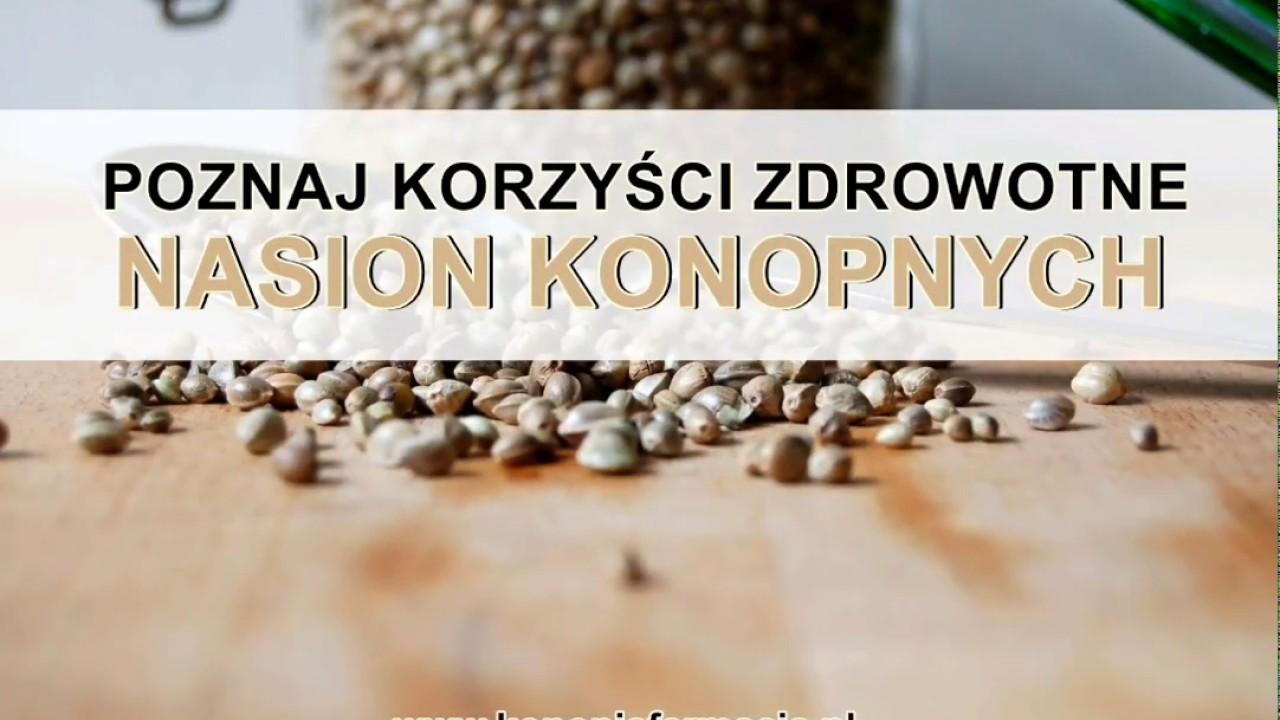 Poznaj korzyści zdrowotne nasion konopnych .