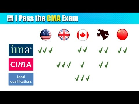 CIMA or CMA? Check Out this Analysis