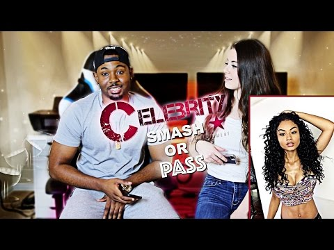 CELEBRITY SMASH OR PASS CHALLENGE! 😱😂