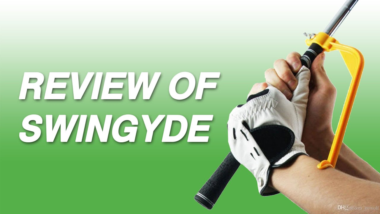 Swingyde Golf Swing Trainer Review By The Learning Tee