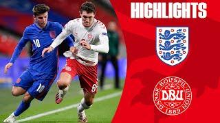 England 0 1 Denmark Three Lions Defeated UEFA Nations League Highlights