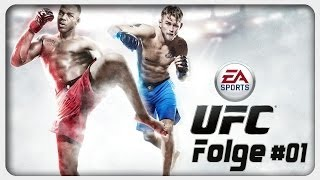 Lets Play EA SPORTS UFC #01 Walkthrough Gameplay The Ultimate Fighter