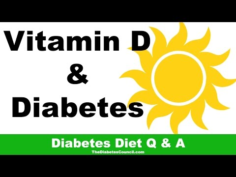 Is Vitamin D Good for Diabetes