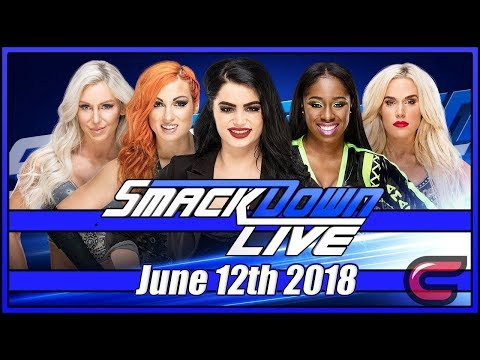 wwe-smackdown-live-stream-june-12th-2018-live-reaction-conman167