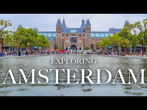 Exploring AMSTERDAM | It's That Time For | Shot on Canon G7X