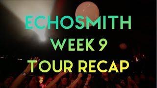 Echosmith  Week 9 Tour Recap @ www.OfficialVideos.Net