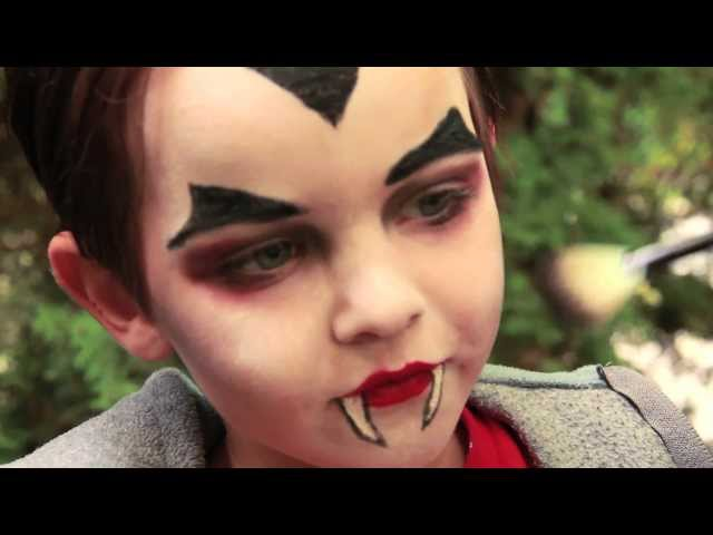 Halloween Makeup For Kids Boy.Halloween Makeup For Kids 10 Easy Tutorials Purewow