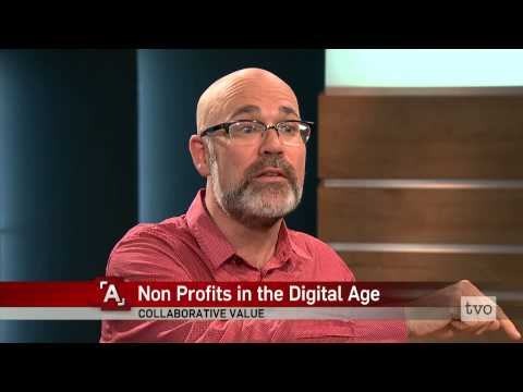 Mark Surman: Non Profits in the Digital Age