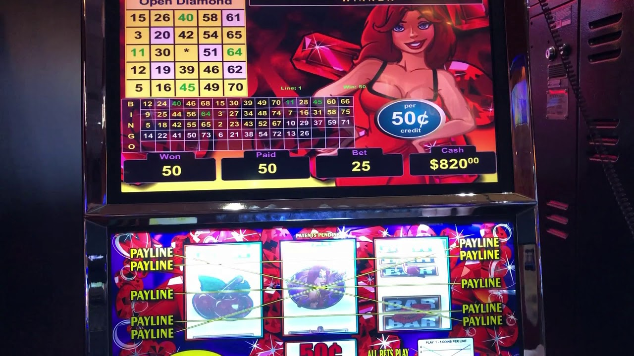 Red Hot Ruby Slot Machine
