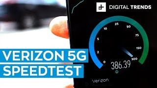Testing Out Motorola's 5G phone on Verizon's First 5G Network in Chicago
