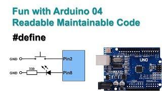 Arduino Define