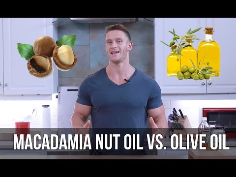 Macadamia Nut Oil vs. Olive Oil: Which is better? Thomas DeLauer