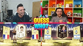 OUR FIRST ICON 😈 THE GUESS WHO FIFA PRANK ON AJ3 🔥