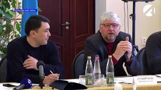 Кабинет министров Астраханской области в полном составе выехал в Камызякский район