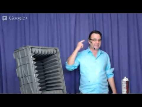 How To Make a Mobile Audio Studio - Real Fast AudioBook Bonus