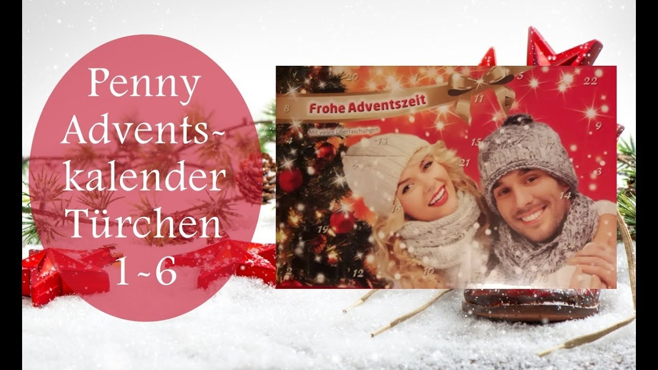 Six Adventskalender