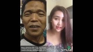 SUARANYA GILA - Juara 1 Smule Kontes Duet Bareng Ikke Putri (Iput Gole)