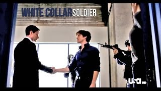 Peter/Neal/Mozzie  • Soldier (White Collar)