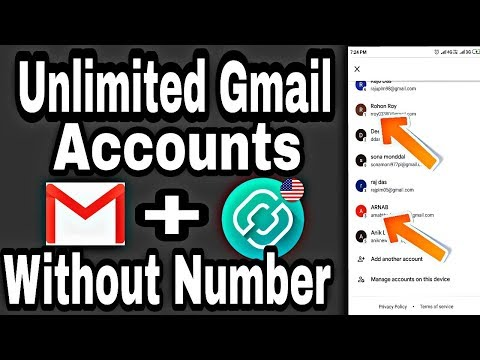 How To Create Gmail Account Without Number | USA Number Bypass Trick