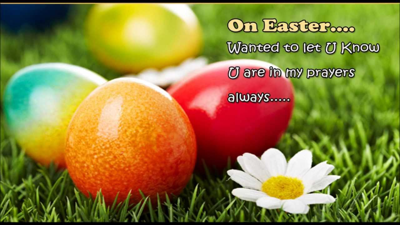 Easter greeting text message merry christmas and happy new year 2018 easter greeting text message kristyandbryce Image collections