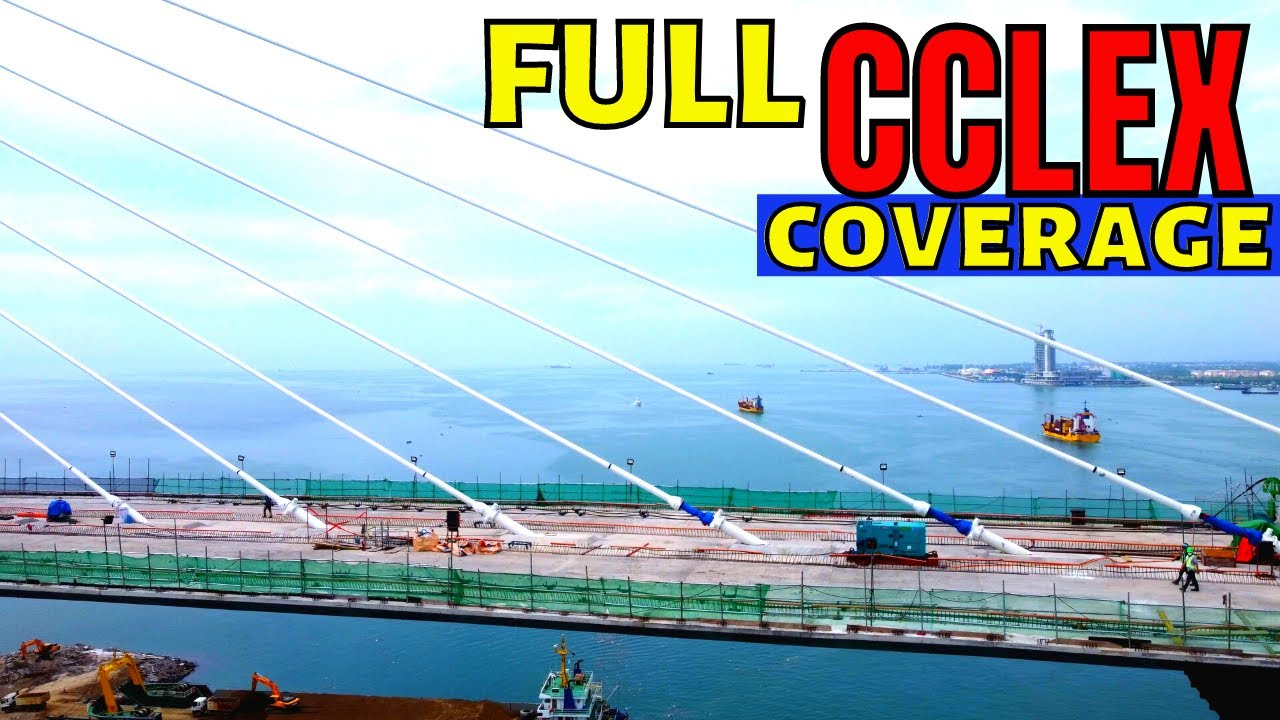 Download FULL COVERAGE OF CEBU CORDOVA LINK EXPRESSWAY   LONGEST & TALLEST BRIDGE IN PHILIPPINES