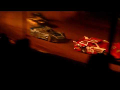 RUSH Crate Late Model Path Valley Feature Race